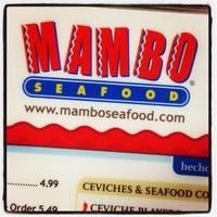 Das Foto wurde bei Mambo Seafood von Kenny C. am 2/13/2013 aufgenommen