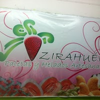 Paleteria Zirahuen Dessert Shop In Mexico