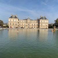 10/20/2018 tarihinde Eunice Y.ziyaretçi tarafından Grand Bassin du Jardin du Luxembourg'de çekilen fotoğraf