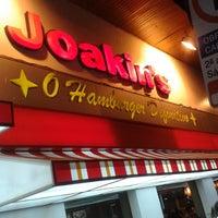 Foto tirada no(a) Joakin's por Isac F. em 3/31/2013