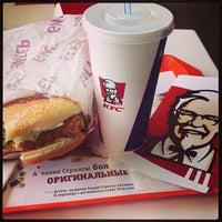 Снимок сделан в KFC пользователем Nikolai P. 7/11/2013