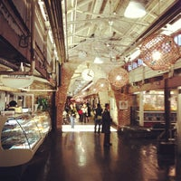 4/8/2013 tarihinde David F.ziyaretçi tarafından Chelsea Market'de çekilen fotoğraf