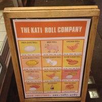Foto scattata a The Kati Roll Company da Maneesh J. il 5/31/2013