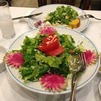Снимок сделан в Cunda Balık Restaurant пользователем Berna A. 2/28/2013