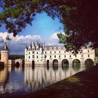 Foto scattata a Château de Chenonceau da Ekaterina G. il 8/8/2013