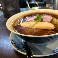 9/1/2018にYamane H.がらぁ麺 紫陽花で撮った写真