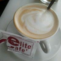 Снимок сделан в Elite Cafe' пользователем Sofia G. 7/4/2013