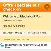Photo prise au Mad about You par Pierre L. le12/27/2013