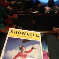 Foto tirada no(a) Disney's MARY POPPINS at the New Amsterdam Theatre por Jose S. em 2/24/2013