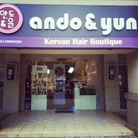 33+ Hair Color Ando And Yun Pics
