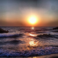 Foto tirada no(a) Pygale Beach por Mustafa Yaşar Y. em 8/13/2013