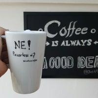 Das Foto wurde bei Just One Coffee von Ulaş A. am 2/2/2016 aufgenommen
