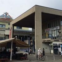 Autobusni Kolodvor Zagreb Bus Station In Zagreb