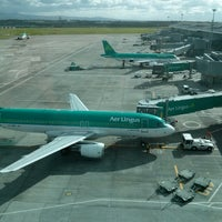 Снимок сделан в Дублинский аэропорт (DUB) пользователем Hugh _. 5/14/2013