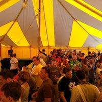Foto diambil di Southside Oktoberfest Grounds oleh Bryan H. pada 9/27/2013