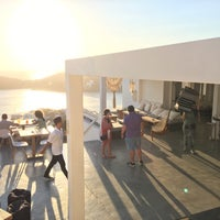 Photo taken at Ios Club - sunset cocktail bar by Val S. on 8/11/2018