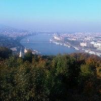 10/20/2012 tarihinde Mine G.ziyaretçi tarafından Gellért-hegy'de çekilen fotoğraf