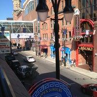 Das Foto wurde bei Greektown Casino-Hotel von Nadia C. am 6/19/2013 aufgenommen