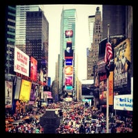 Foto scattata a Times Square da Luca V. il 7/5/2013