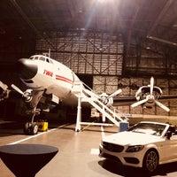 8/30/2018 tarihinde Greg L.ziyaretçi tarafından Airline History Museum'de çekilen fotoğraf