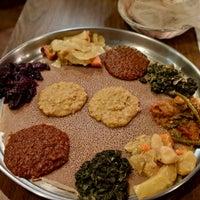 1/12/2019에 Sophie F.님이 Ras Dashen Ethiopian Restaurant에서 찍은 사진
