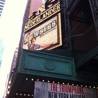 2/2/2013에 Cassie H.님이 Nederlander Theatre에서 찍은 사진