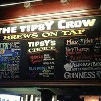 รูปภาพถ่ายที่ The Tipsy Crow โดย Jonathan H. เมื่อ 1/26/2013