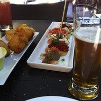 Das Foto wurde bei Open Café & Wine Bar von Henri B. am 11/1/2012 aufgenommen