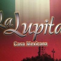 Foto tirada no(a) La Lupita Casa Mexicana por Mateus M. em 5/15/2013