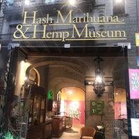 6/13/2019 tarihinde Jazmin L.ziyaretçi tarafından Hash Marihuana & Hemp Museum Barcelona'de çekilen fotoğraf