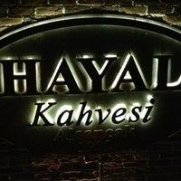 Снимок сделан в Hayal Kahvesi пользователем Ayhan M. 4/6/2013