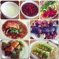 Das Foto wurde bei Çulcuoğlu Restaurant von Çulcuoğlu Restaurant am 3/18/2014 aufgenommen