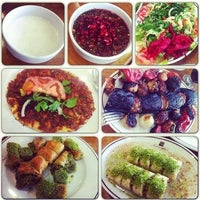 Foto diambil di Çulcuoğlu Restaurant oleh Çulcuoğlu Restaurant pada 3/18/2014