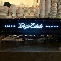 Foto tomada en Toby's Estate Coffee por Kathy 👩🏻💻 L. el 9/18/2018