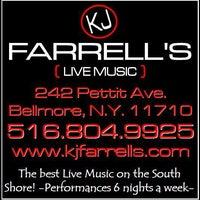 รูปภาพถ่ายที่ KJ Farrell's Bar & Grill โดย KJ Farrell's Bar & Grill เมื่อ 6/14/2015
