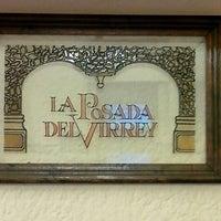 Foto tirada no(a) Restaurante La Posada Del Virrey por Rogelio C. em 8/21/2013