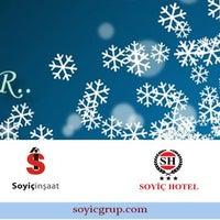 Снимок сделан в Soyic Hotel пользователем SOYİÇ H. 12/31/2016
