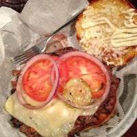 10/26/2012にOmar S.がBub's Burgers & Ice Creamで撮った写真