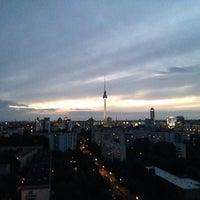Das Foto wurde bei Dachterasse Andreasstraße 22 von Torsten W. am 6/16/2014 aufgenommen