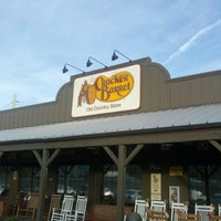 Photo taken at Cracker Barrel Old Country Store by Joseph F. on 10/26/2012