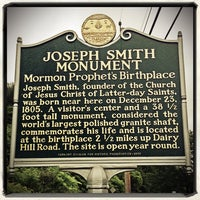 Image added by Melanie Craft at Joseph Smith Birthplace Memorial