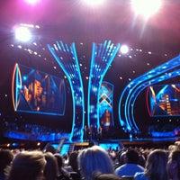 1/10/2013 tarihinde Kathryn B.ziyaretçi tarafından Microsoft Theater'de çekilen fotoğraf