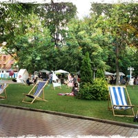 Foto diambil di Hermitage Garden oleh Марина С. pada 7/20/2013