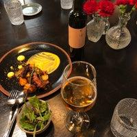 6/4/2018 tarihinde Seungjin L.ziyaretçi tarafından Alameda Bar y Restaurante'de çekilen fotoğraf