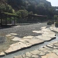 9/20/2017에 Özge D.님이 aqua mia çamur banyosu ve termal havuz에서 찍은 사진