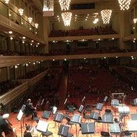 Foto diambil di Schermerhorn Symphony Center oleh David H. pada 2/10/2013
