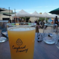 Photo taken at Cerebral Brewing by Jill N. on 10/7/2021