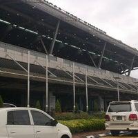 Kota Kinabalu International Airport Bki