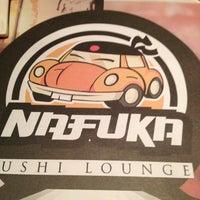 Photo prise au Anália Franco Sushi Lounge par Vanessa M. le2/1/2013