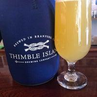Photo prise au Thimble Island Brewing Company par Richard C. le10/18/2019